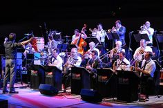 KJKazz Summer Benefit at the Music Center's Walt Disney Concert Hall on June 27, 2015. What a great night of music with Gordon Goodwin's Big Phat Band & special guests Gregg Field and Lee Ritenour, plus the amazing Sara Gazarek Band