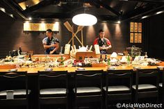 Akanoya Robatayaki Bangkok Following on from the success of sushi trains, izakayas and teppanyaki, the latest Japanese dining concept to hit Thailand is 'robata' – and Akanoya Robatayaki is the first and only place in Bangkok to try this unforgettable restaurant experience.