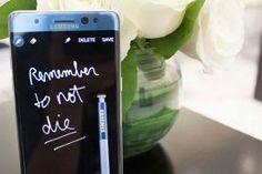 """En el comunicado más contundente desde que empezaron los problemas con el Galaxy Note 7, Samsung """"ruega"""" a sus usuarios..."""