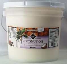 Wilderness Family Naturals expeller pressed organic coconut oil (no coconut smell/taste)