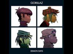 Gorillaz - Demon Days (Full Album)