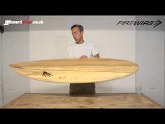 Firewire 'TimberTEK Dominator' Surfboard Review - YouTube