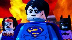 Trailer del prossimo LEGO DC Comics