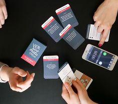 Manche Kunden haben es schon bekommen. Manche werden es in Kürze erhalten. Und alle werden definitiv Spaß dabei haben! 🃏⏳🎥 Wir haben uns dieses Jahr für unsere Kunden etwas ganz besonderes ausgedacht: VERKASEMATUCKELN heißt es und ist unser erstes und eigenes Tabu-artiges Kartenspiel. Die Spielregeln haben wir natürlich in einem Video vorbereitet, den Link findet ihr in der Bio. . Na, wer von euch weiß, was verkasematuckeln bedeutet?🤓😏🚀 . #vdbst #vdbstWeihnachtsgeschenk #kundengeschenk…