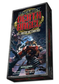 Space Hulk: Death Angel.  30-60 minutos aprox. 1-6 jugadores. 21,95€