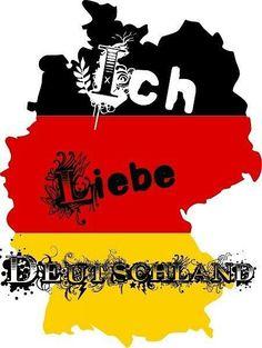 Ich vermisse Deutschland so sehr...