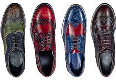 The Charm of Luxury: Le scarpe stringate delle collezioni 2014 più bell...