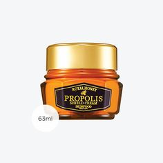 [Skinfood] Royal Honey Propolis Shield Cream 63ml #skinfood