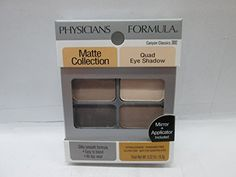 Mat Col Quad Eye Shadow CanyonPhysicians Formula -- More info could be found at the image url. Makeup Tips, Beauty Makeup, Eye Makeup, Fire Lyrics, Eyes Wide Shut, Eyeshadow For Brown Eyes, Eyes Lips Face, Physicians Formula, Makeup Brush Set