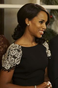 Scandal's Olivia Pope Has the D.C. Power Player Look to Get Behind for the Next 4 Years