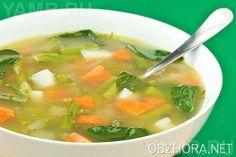 Вкусный рецепт супа для диабетиков