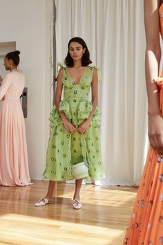 Rosie Assoulin Spring 2018 Ready-to-Wear Collection Photos - Vogue