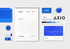 AZZURRO.IO on Behance