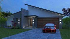 Affordable Architecture Design & Home builders brochures image 1 Architecture Design Concept, Plans Architecture, Modern Architecture House, House Roof Design, Facade House, Modern Roof Design, House Facades, Best Modern House Design, Door Design