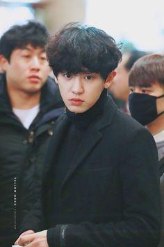 Chany oppa I miss you! Baekhyun, Chanyeol Cute, Park Chanyeol Exo, Exo Chanyeol, Kris Wu, K Pop, Exo For Life, Rapper, Z Cam
