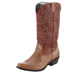 Coconuts Women's 'Gaucho' Western Boots | Overstock.com Shopping - The Best Deals on Boots  SNAGGED! :)