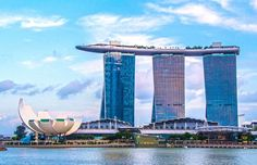 Wonder which world-famous buildings cost the most money to construct? From super-tall skyscrapers to... - Vichy Deal/Shutterstock
