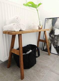Woood Penn Houten Bankje   Driftwood furniture, Driftwood and Woods