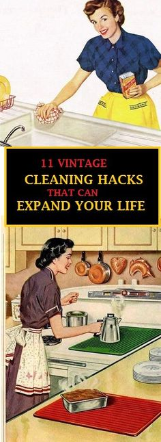 Old time cleaning hacks that can make you live longer#vintage #cleaning #cleaningtips #cleaninghacks #cleaningtricks