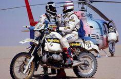 Hubert Auriol-Dakar 1983