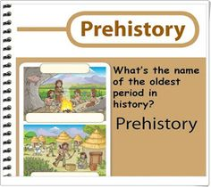 """Diez recursos para el estudio de """"PREHISTORY"""" de Social Sciencie de 4º de Primaria"""