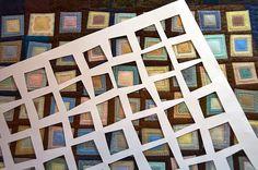 Maryandpatch, Color Cloud, appliqué quilt