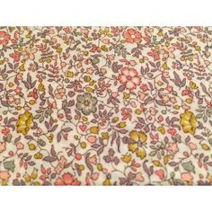 Liberty Kattie and Millie Liberty Of London, Rugs, Fabric, Prints, Home Decor, Farmhouse Rugs, Tejido, Tela, Decoration Home