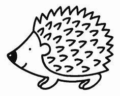 desenhos de ouriços para colorir - Pesquisa Google
