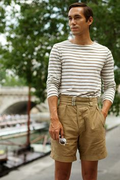 Parisian perfection. True style knows no time!—I beg of you what year is this?!  (I beg rhetorically.)