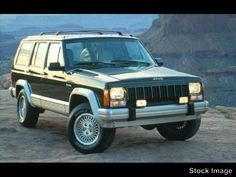 1996 Jeep Cherokee Country - My First Car