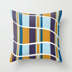 Curry Throw Pillow cover by Ramon Martinez Jr - $20.00