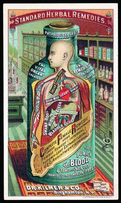 Dr. Kilmer & Co. Standard Herbal Remedies.