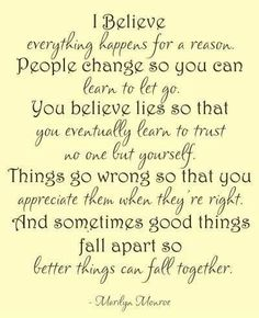 35 Best Everything Happens For A Reason Quotes Images Thoughts
