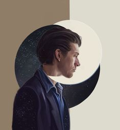 alex and moon Art Print by EB Leung - X-Small Arctic Monkeys Wallpaper, Monkey Wallpaper, Alex Turner, Monkey Puppet, Alex Pics, The Last Shadow Puppets, Emo Guys, Music Memes, Moon Art