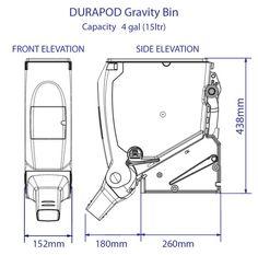gravity bin - Pesquisa Google