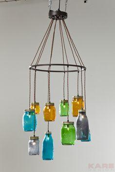 Pendant Lamp Tarro 10-lite