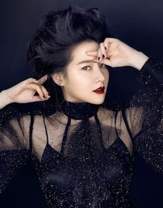 Lee Young-ae (born January is a South Korean actress. She is known for her appearances in the Korean historical dramaDae Jang Geum, and as a revenge seeking single mother in Park Chan-wook's crime thriller film Sympathy for Lady Vengeance. Korean Beauty, Asian Beauty, Asian Celebrities, Celebs, Kim Yuna, Lee Young, Korean People, Korean Actresses, Classy And Fabulous