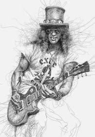 Por el Amor del Art-E: El arte del garabato Pencil Drawings, Art Drawings, Drawing Portraits, Vince Low, Rock Poster, Scribble Art, Face Sketch, Pen Sketch, Celebrity Portraits