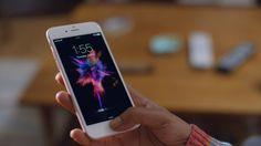"""Pubs Apple iPhone 6S """"Fingerprint"""" pour Touch ID et """"Onions"""" pour la vidéo 4K"""