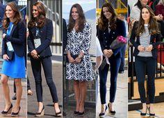 Os 5 sapatos favoritos de Kate Middleton | Chic - Gloria Kalil: Moda, Beleza, Cultura e Comportamento