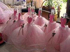 dressed bottle centerpieces | Flickr - Photo Sharing!