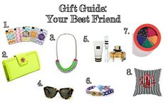 Gift Guide for your best girl friend Presents For Best Friends, Gifts For Kids, Fun Things, Gift Guide, Cool Girl, Gift Ideas, Holidays, Heart, Tips