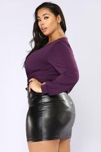 Plus Size Women S Triathlon Clothing Code: 5911784368 Fashion Nova Plus Size, Plus Size Womens Clothing, Clothes For Women, Size Clothing, Black Leather Pants, Leather Skirt, Plus Size Dresses, Plus Size Outfits, Vynil