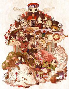 I Love Anime, Me Me Me Anime, Manga Anime, Anime Art, Okikagu, Another Anime, Fujoshi, Chibi, Otaku