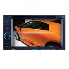 "6.2"" Touchscreen Audio System"