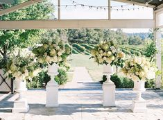 Fabulous Florals at Pippin Hill Farm & Vineyards (A Wedding Venue in Charlottesville, Virginia). Photography by Ashley Cox Photography. Event Venues, Wedding Venues, Monticello Wine Trail, Virginia Wineries, Blue Ridge Mountains, Summer Weddings, Charlottesville, Tasting Room, Rustic Charm