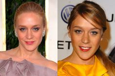 great article about Chloe Sevigny's seasonal color analysis on supervizaz.net