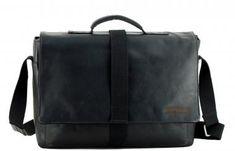 !!!Strellson Goldhawk Aktentasche Überschlag Leder schwarz Strellson, Messenger Bag, Satchel, Laptop, Backpacks, Bags, Fashion, Leather, Black