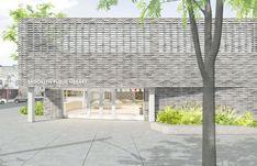 Renovation of Red Hook Library Postponed Amid Pandemic   Brownstoner. Rendering via LEVENBETTS.