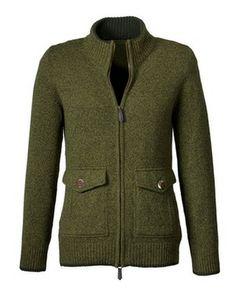 Strickjacke (grün) von Parforce Traditional Hunting - Pullover - Jagdbekleidung für Damen - Jagdbekleidung Online Shop - Frankonia.de